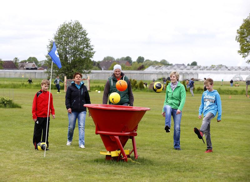 Swingolf Hamburg Fussballgolf